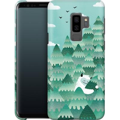 Samsung Galaxy S9 Plus Smartphone Huelle - Tree Hugger von Little Clyde