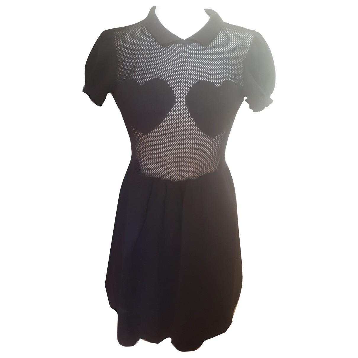 Vivetta \N Black Cotton dress for Women S International