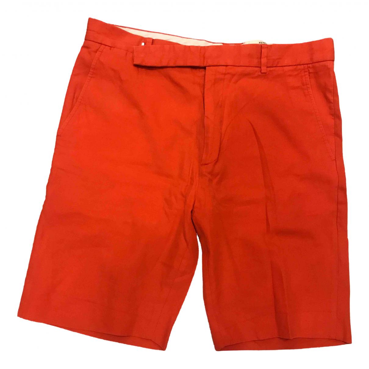 Marc Jacobs - Short   pour homme en coton - orange