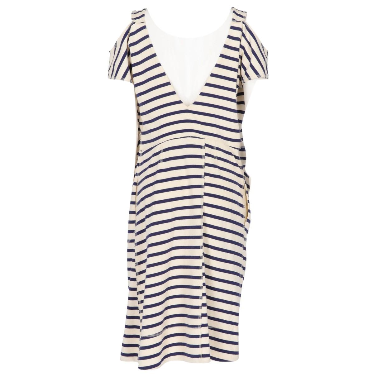 Marni \N Kleid in Baumwolle