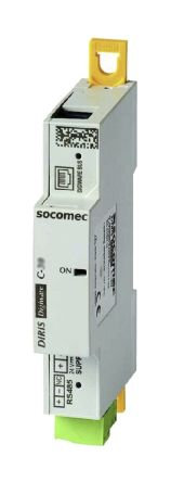 Socomec DIRIS Digiware C-31Electronic Communication Module, 90mm Cutout Height
