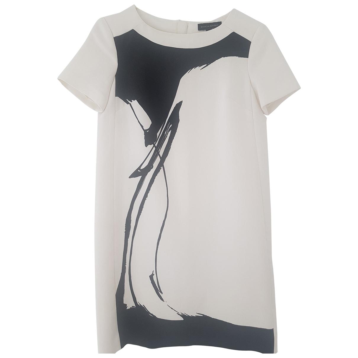 Banana Republic \N White dress for Women 0 0-5