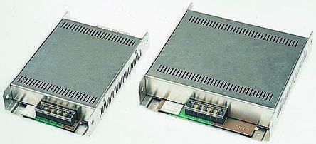 Deltron 32A 240 V ac 60Hz, Flange Mount EMI Filter, Screw, Single Phase