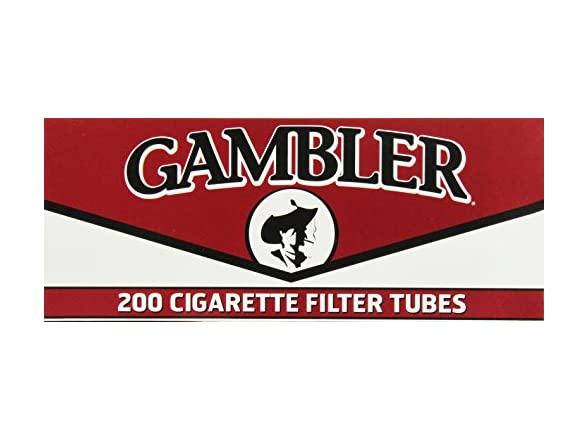 Gambler Regular King Cigarette Tubes