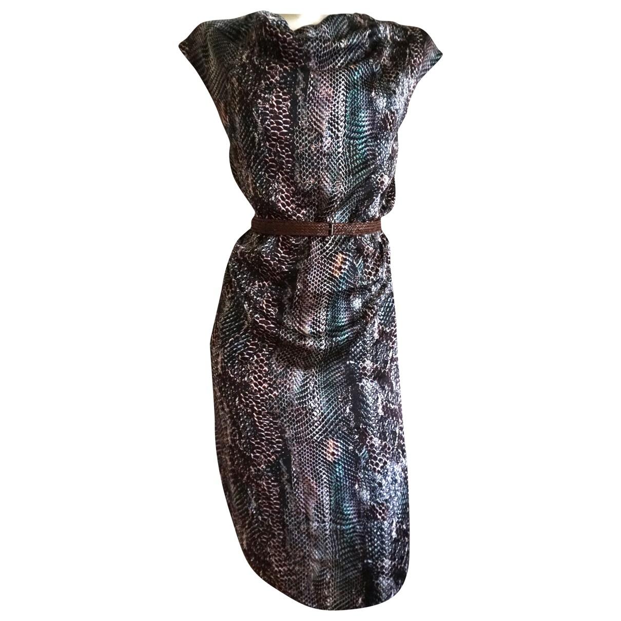 Yves Saint Laurent \N Kleid in Seide