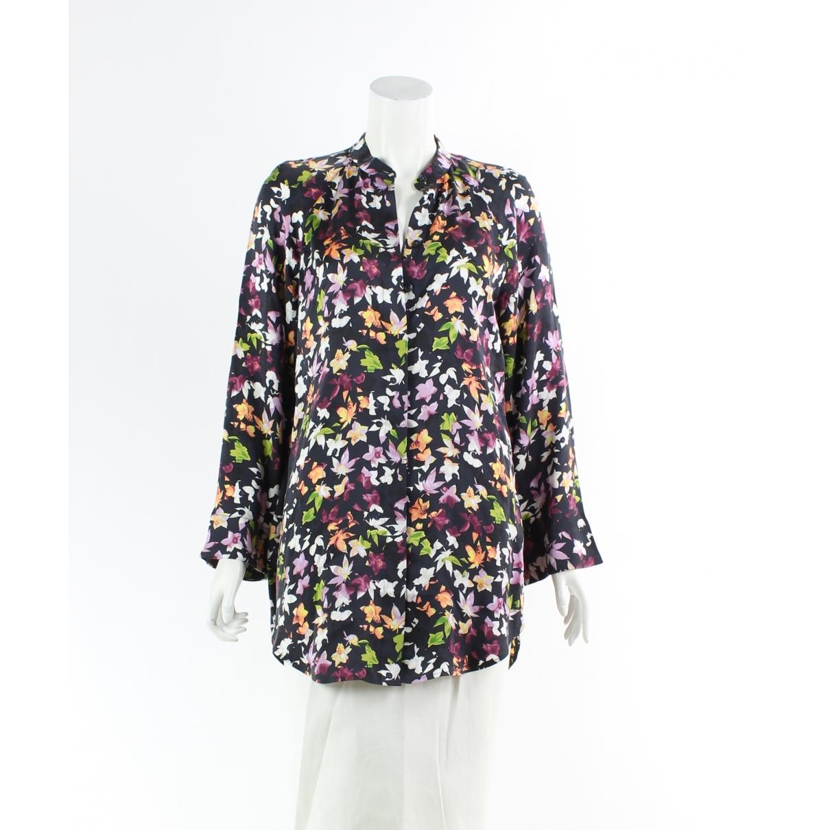 Equipment \N Multicolour Silk  top for Women 32 FR