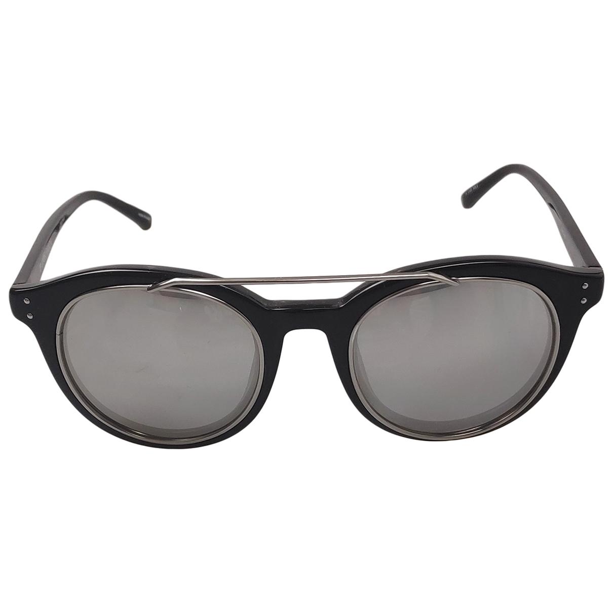 Linda Farrow \N Sonnenbrillen in  Schwarz Kunststoff
