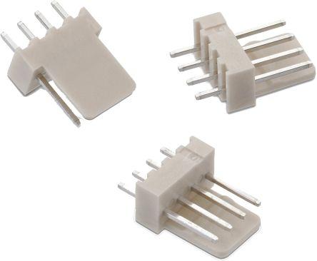 Wurth Elektronik , WR-WTB, 6190, 6 Way, 1 Row, Vertical Header (5)