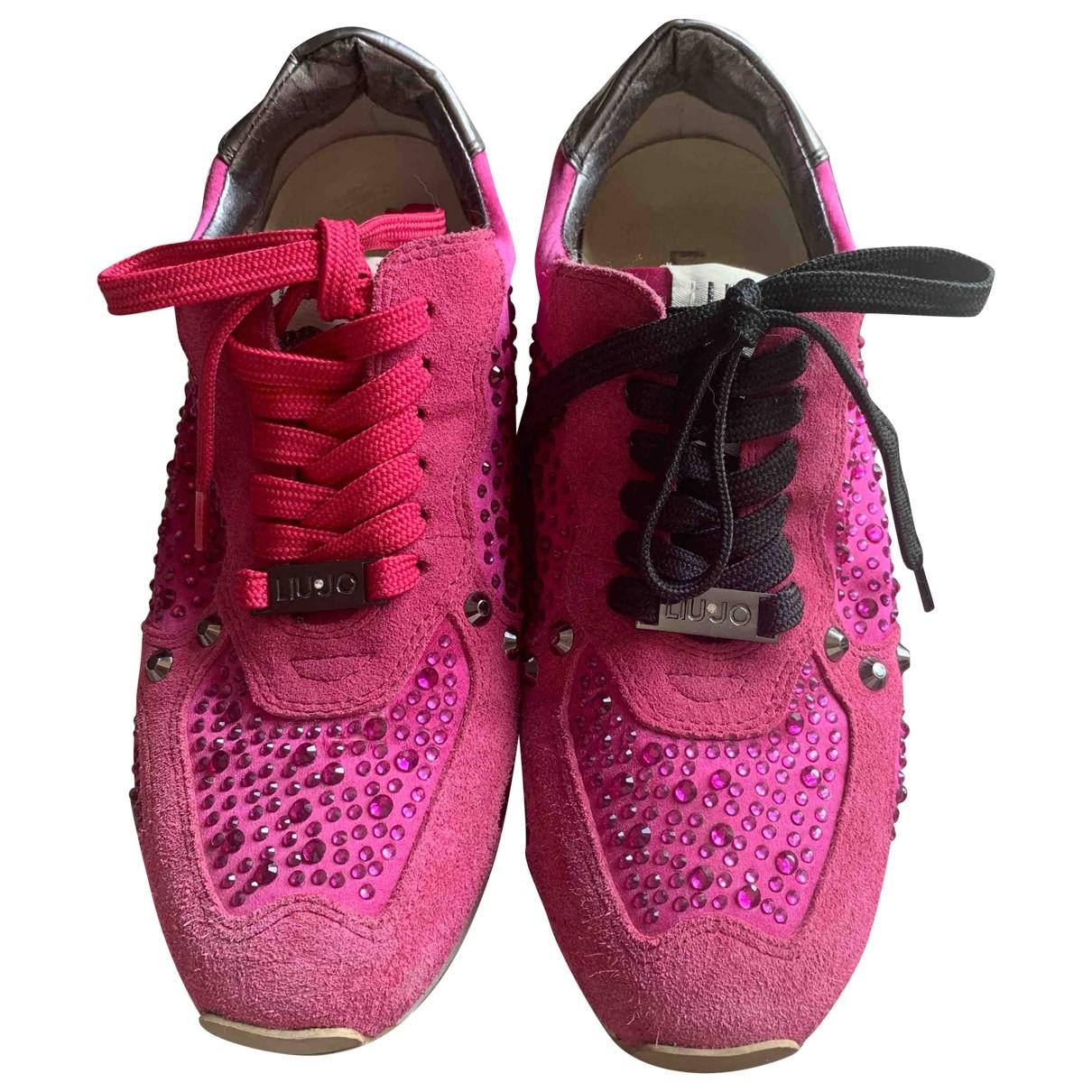 Liu.jo \N Sneakers in Leder