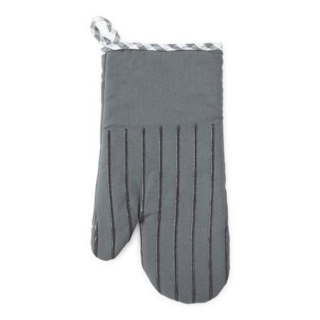 Homewear 2-pc. Oven Mitt, One Size , Gray