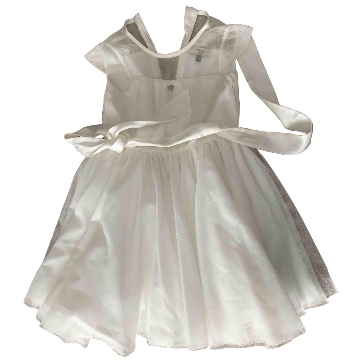 Armani Baby - Robe    pour enfant - blanc