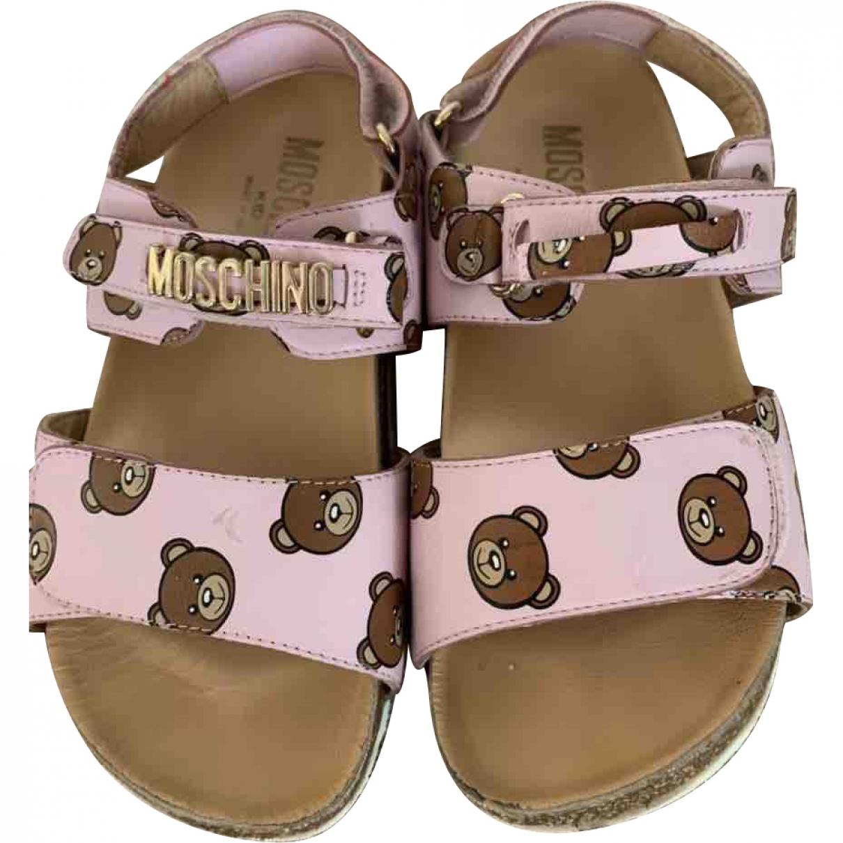 Moschino \N Multicolour Cloth Sandals for Kids 31 EU