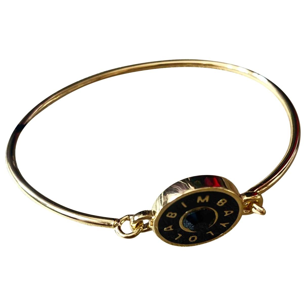 Bimba Y Lola - Bracelet   pour femme en metal - dore