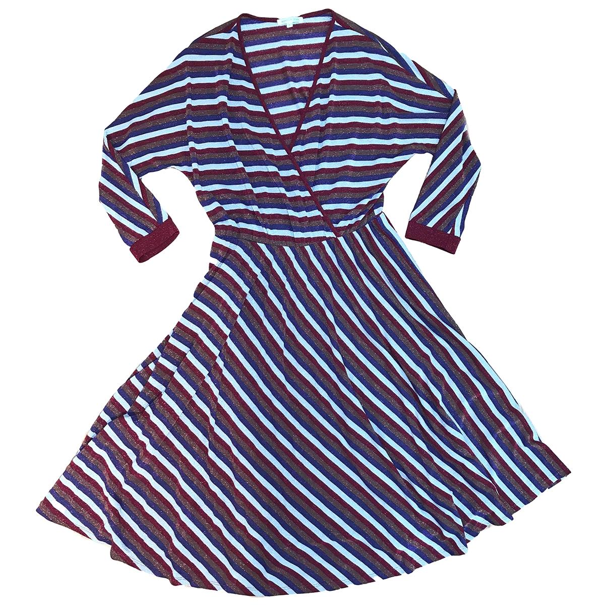 Non Signé / Unsigned \N Multicolour dress for Women S International