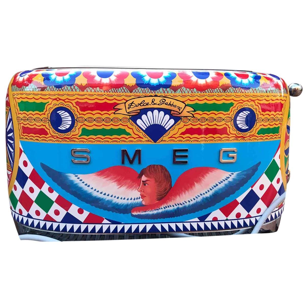 Dolce & Gabbana - Arts de la table   pour lifestyle en metal - multicolore