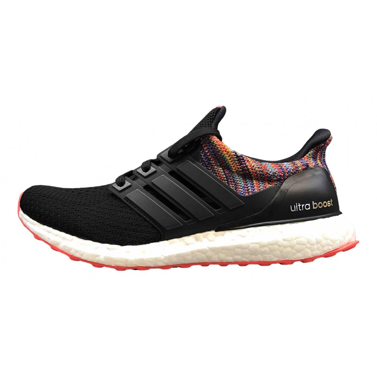 Adidas - Baskets Ultraboost pour homme en toile - noir