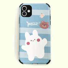 Cartoon Graphic iPhone Case