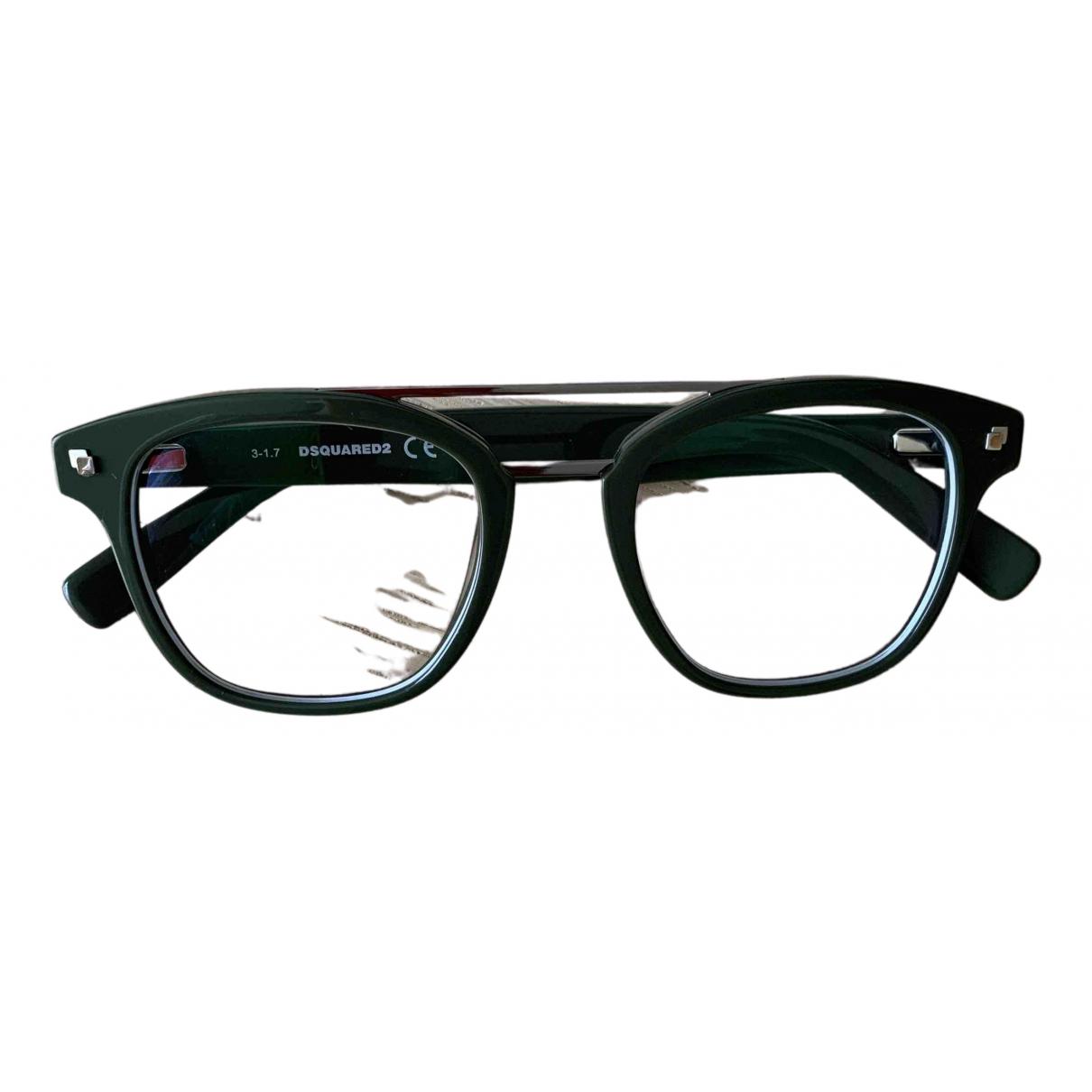 Dsquared2 N Green Sunglasses for Men N