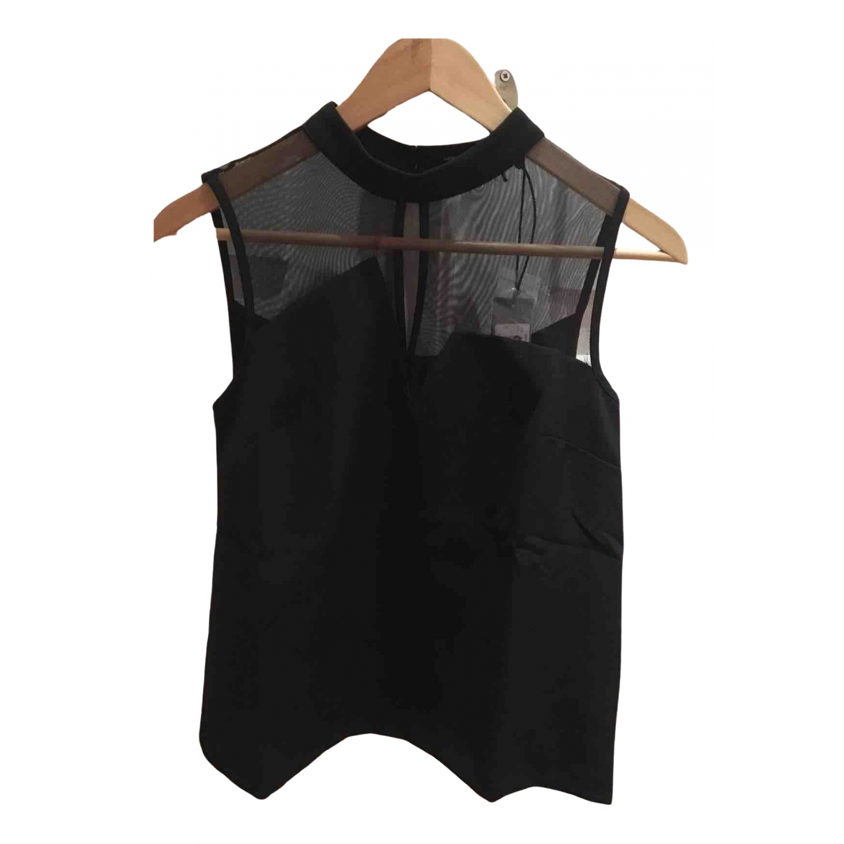 Guess \N Black  top for Women S International