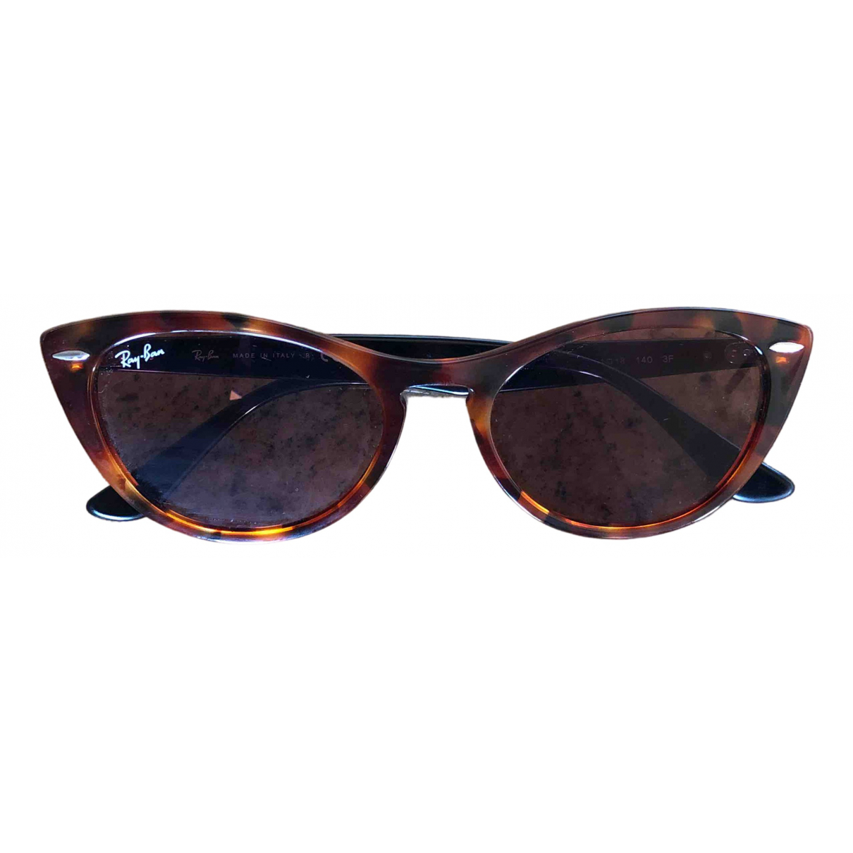 Ray-ban \N Brown Sunglasses for Women \N