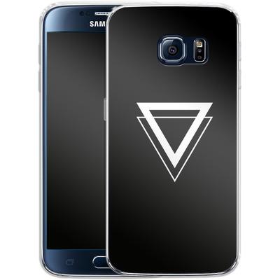 Samsung Galaxy S6 Silikon Handyhuelle - Falling von caseable Designs