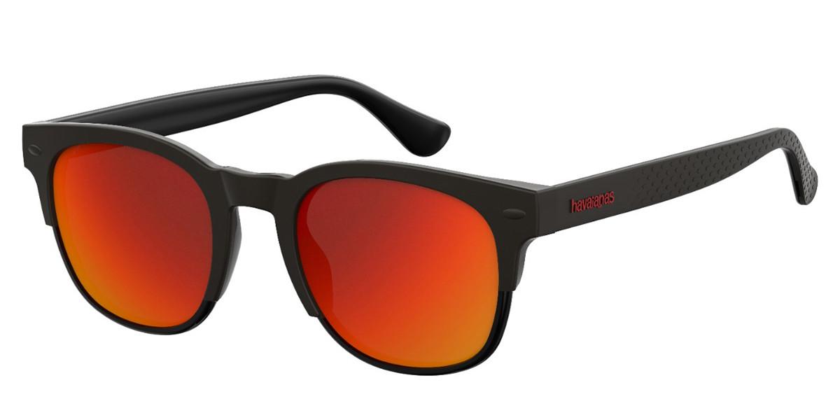 Havaianas ANGRA QFU/UZ Mens Sunglasses Black Size 51
