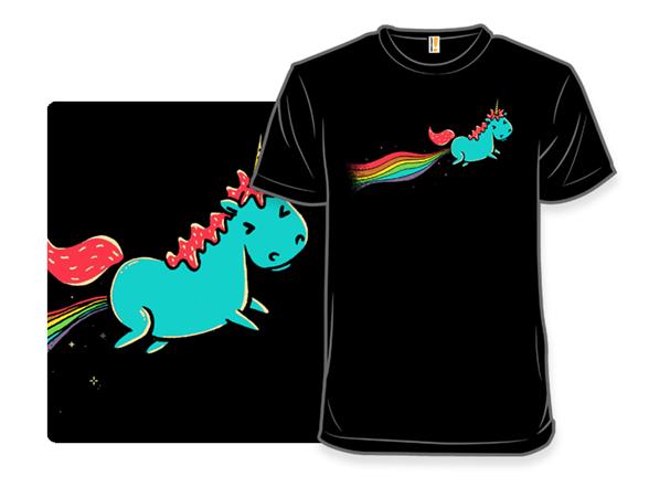 Hold Your Unicorns T Shirt