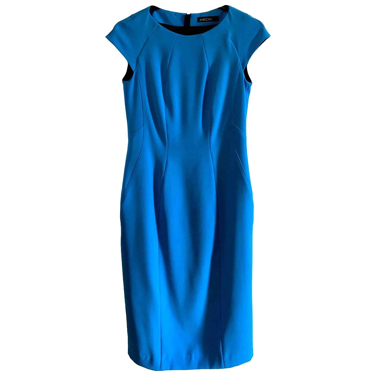 Marc Cain \N Blue dress for Women 38 FR