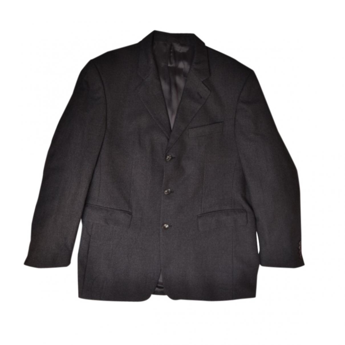 Cerruti - Vestes.Blousons   pour homme en laine - noir