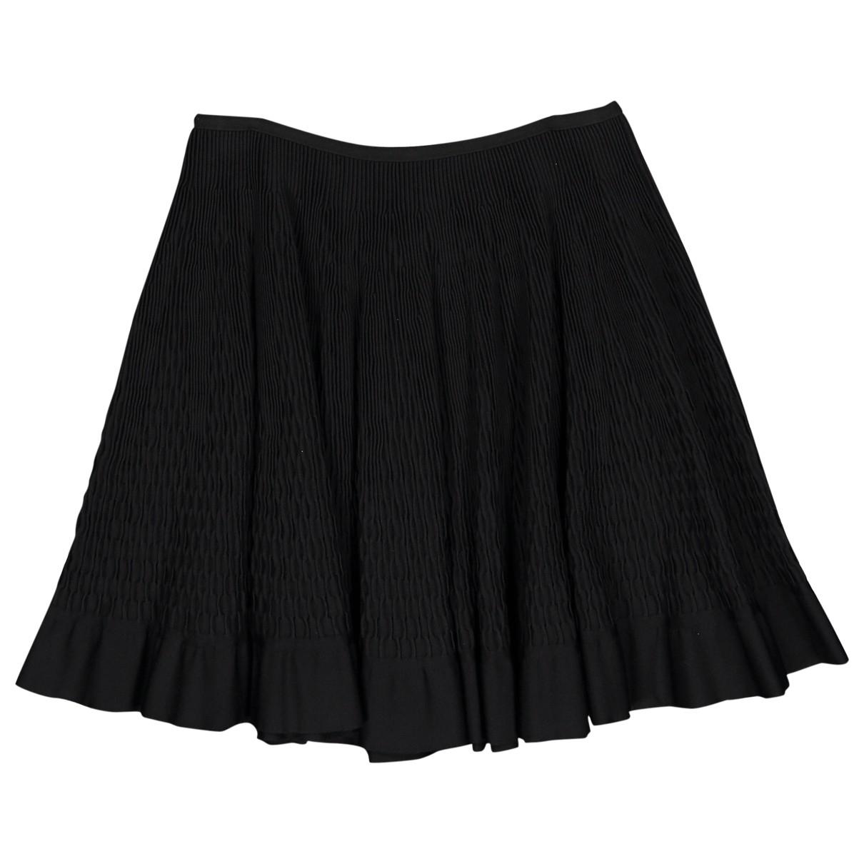 Alaia - Jupe   pour femme - noir