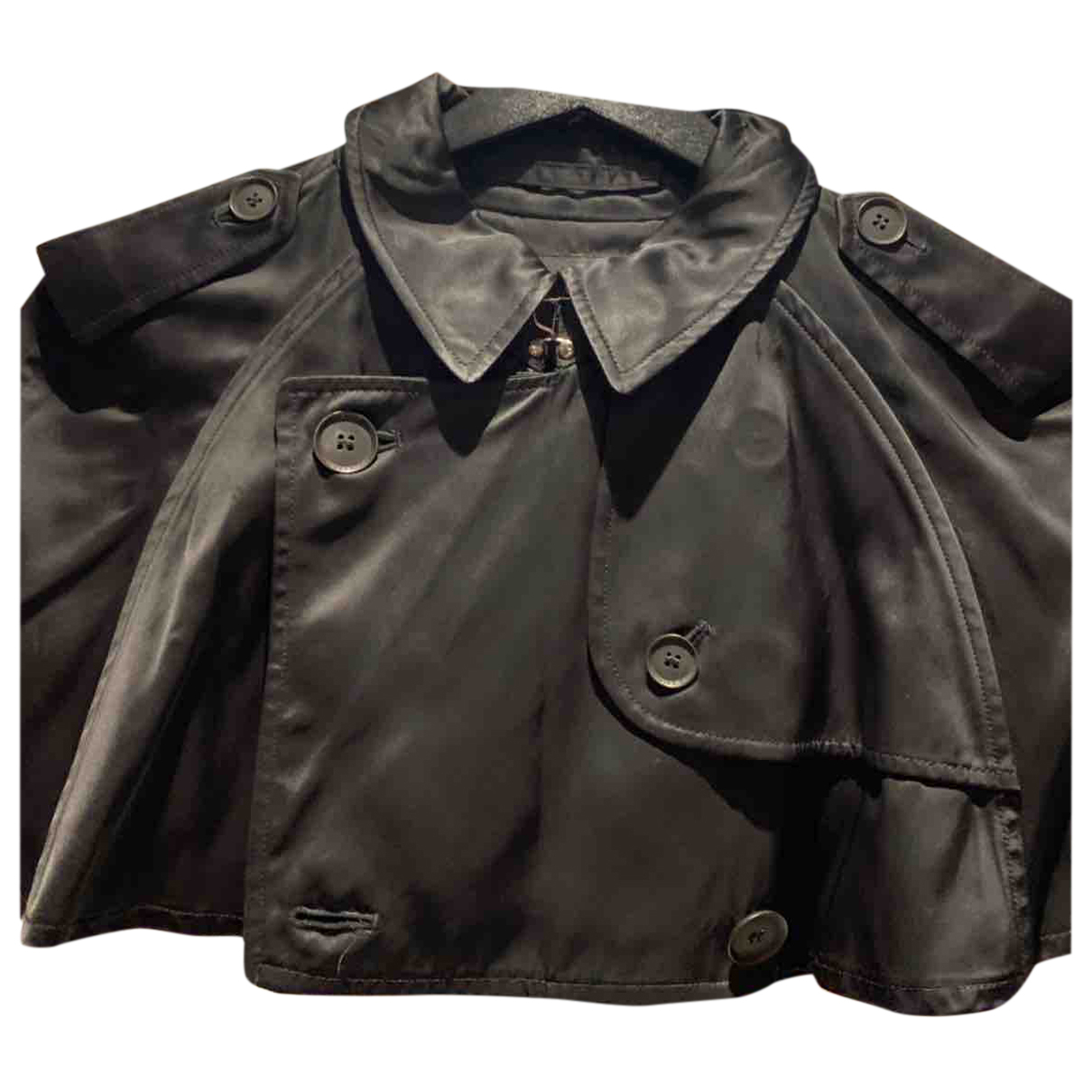 Burberry N Black jacket for Women 44 IT