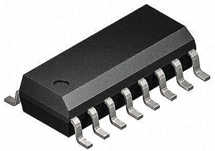 Maxim Integrated MAX14931DAWE+ , 4-Channel Digital Isolator 1Mbit/s, 2.75 kVrms, 16-Pin SOIC (46)