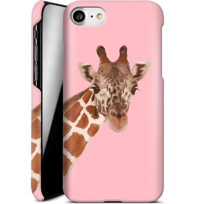 Apple iPhone 8 Smartphone Huelle - Giraffe Pride  von Mukta Lata Barua