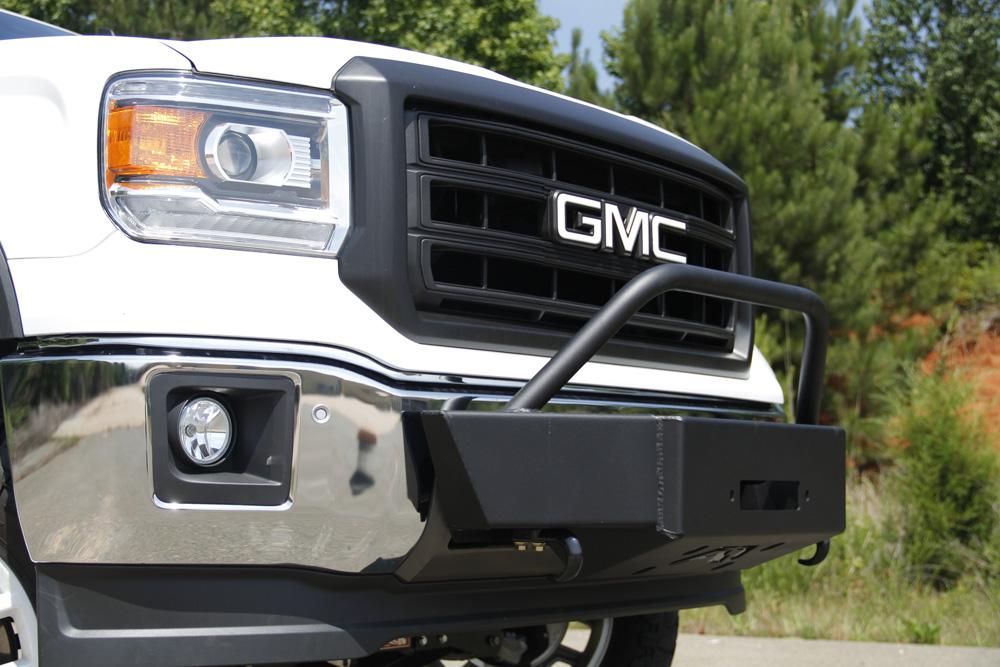 Fab Fours GM14-N3150-1 14-15 Chevrolet | GMC 1500 Winch Mount