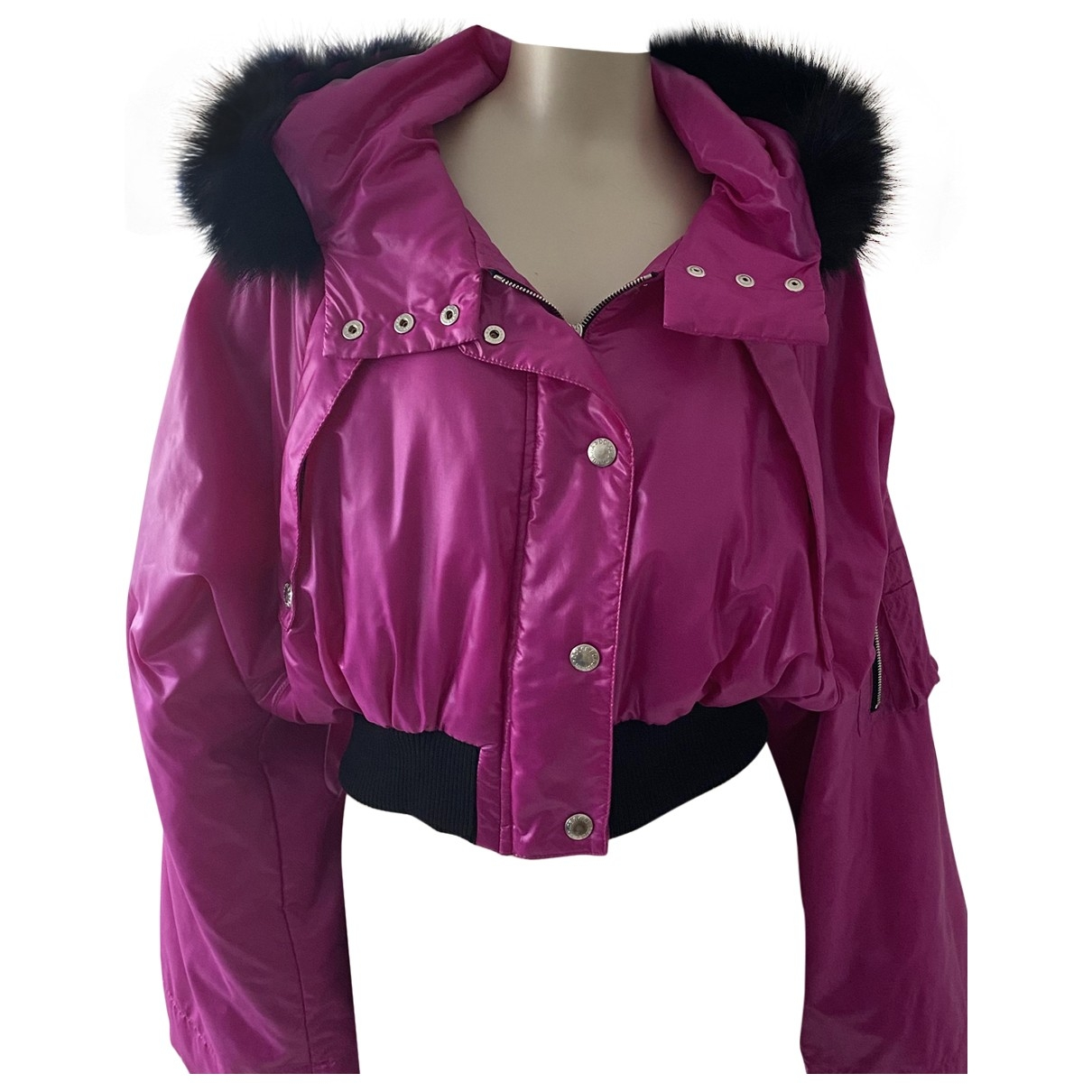 Dolce & Gabbana - Veste   pour femme - rose