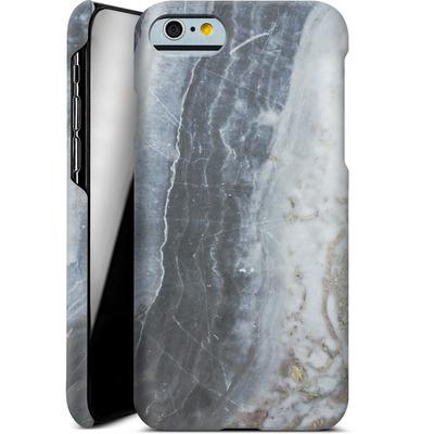 Apple iPhone 6 Smartphone Huelle - Desaturated Marble von Emanuela Carratoni