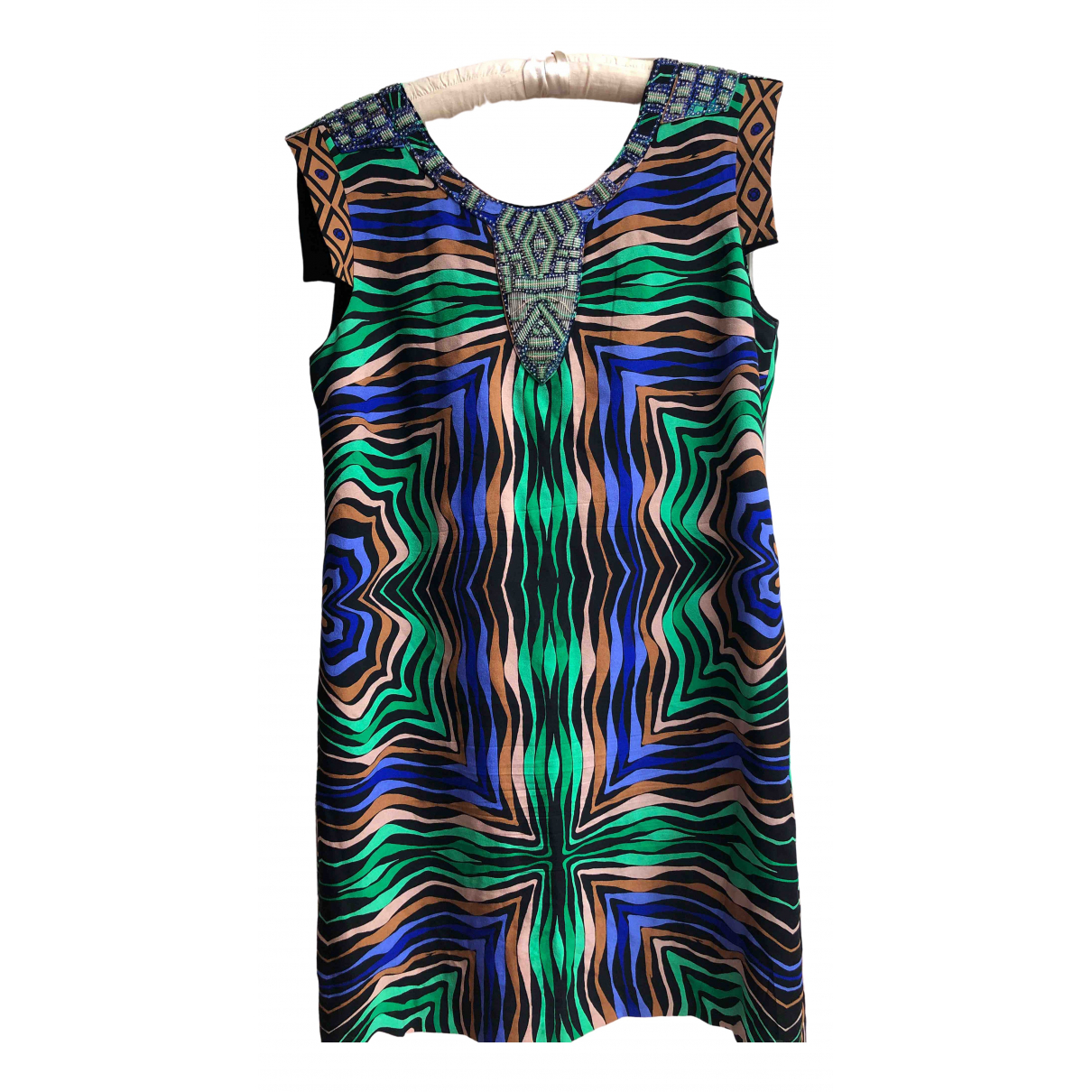 Tibi N Multicolour Silk dress for Women 10 UK