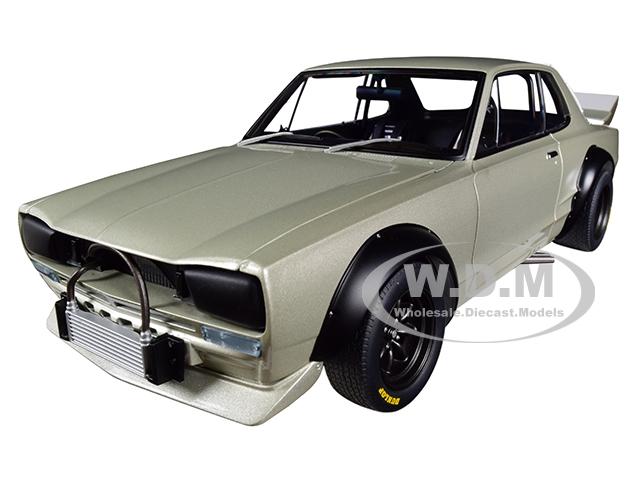 1972 Nissan Skyline GT-R (KPGC-10) Racing Silver