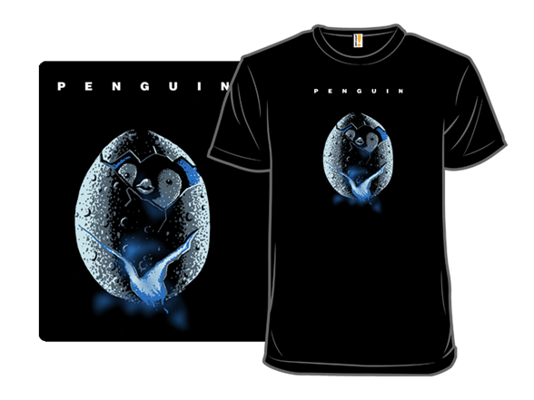 Penguin The Movie T Shirt
