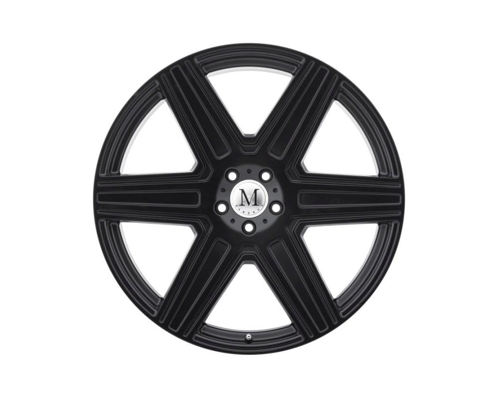 Mandrus Atlas Wheel 17x8 5x112 25mm Matte Black