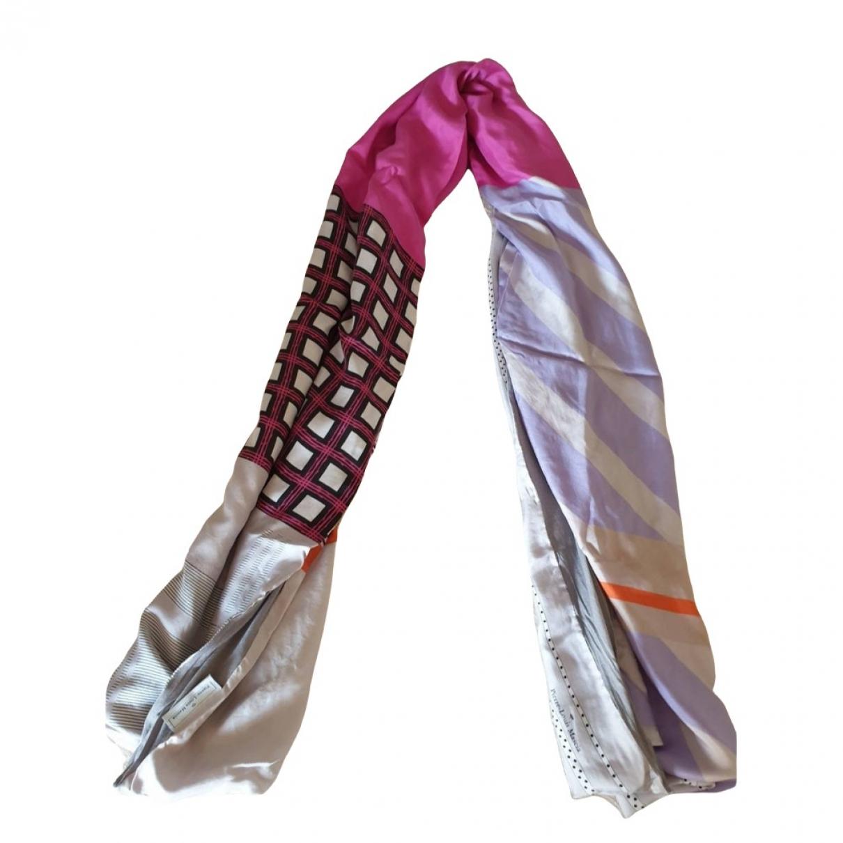 Pierre-louis Mascia - Foulard   pour femme en soie - multicolore