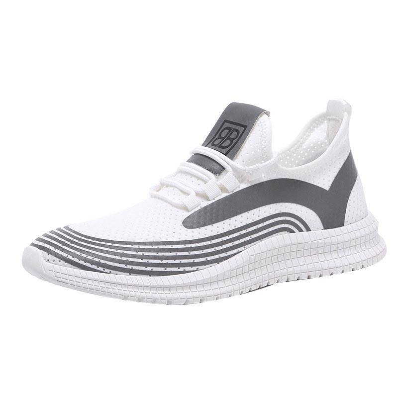 Ericdress Patchwork Slip-On Low-Cut Upper Mesh Men's Sneakers