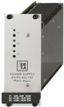EA Elektro-Automatik , 150W Embedded Switch Mode Power Supply SMPS, 5 V dc, ±12 V dc, Enclosed