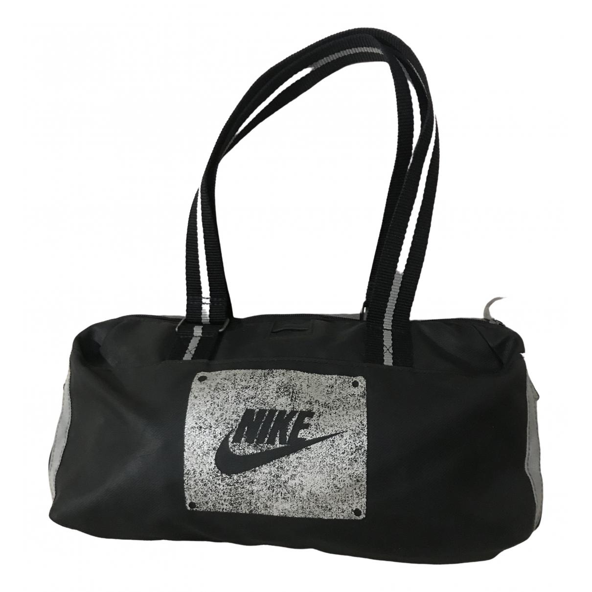Nike - Fitness   pour lifestyle en coton - noir