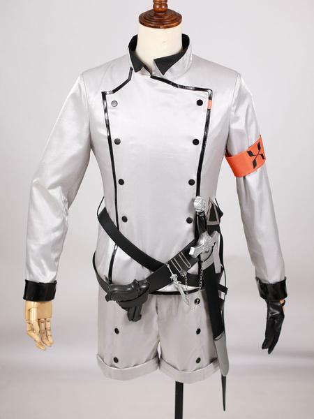 Milanoo Arknights Mephisto Outfit Disfraz de Cosplay Halloween