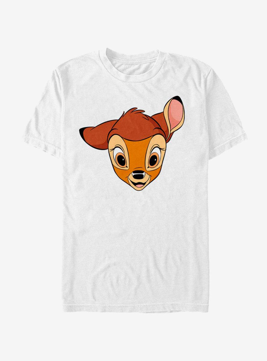 Disney Bambi Big Face T-Shirt