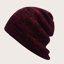 Men Knit Beanie Hat