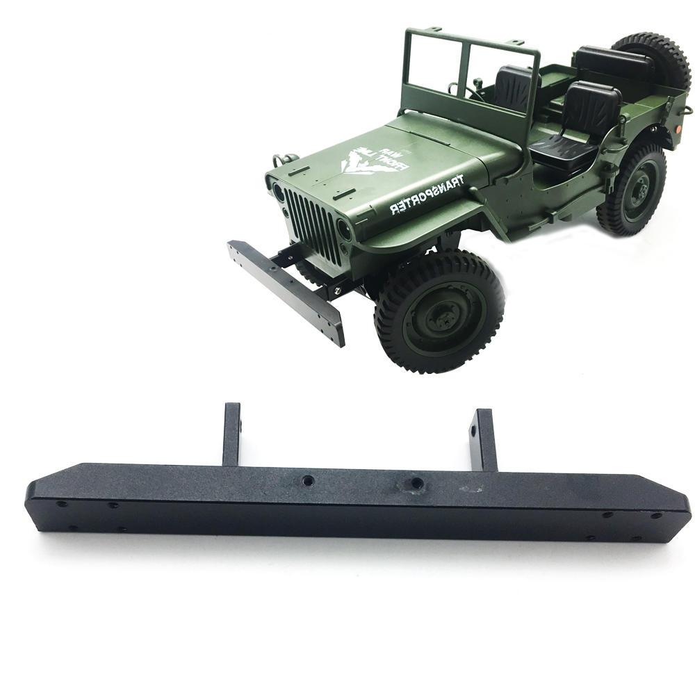 JJRC 1/10 Q65 Metal RC Car Bumper Protector Without Hook