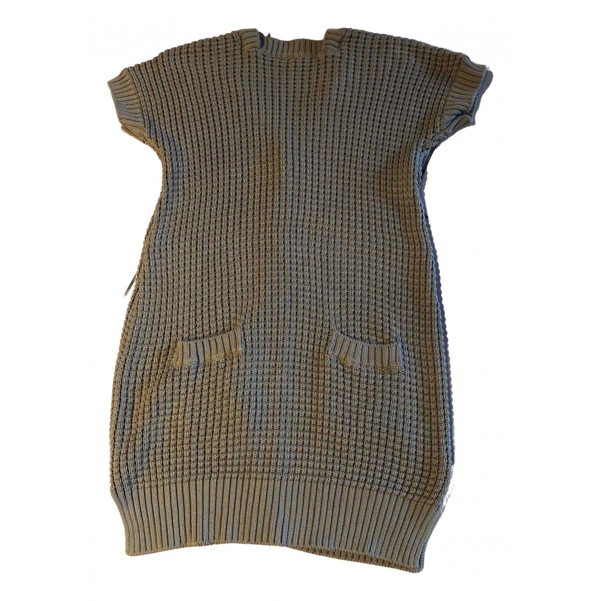 See By Chloe \N Kleid in  Beige Baumwolle