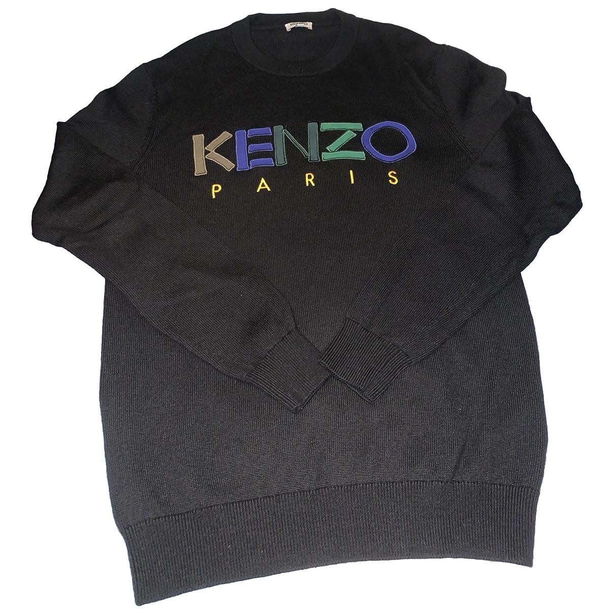 Kenzo - Pulls.Gilets.Sweats   pour homme - noir